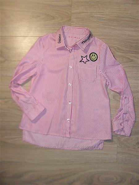 Рубашка Nutmeg 7-8лет