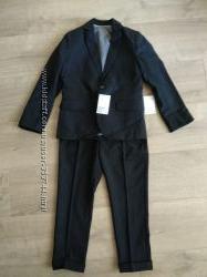 Школьный костюм, пиджак, брюки, джинсы H&M