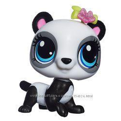 Эксклюзив Коллекционная игрушка Панда Littlest Pet Shop - Lei Yang