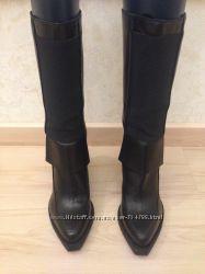 Кожаные ботинки Braska 40р 27, 5 см