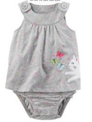 Боді-платтячко на красуню від Carters 18 місяців