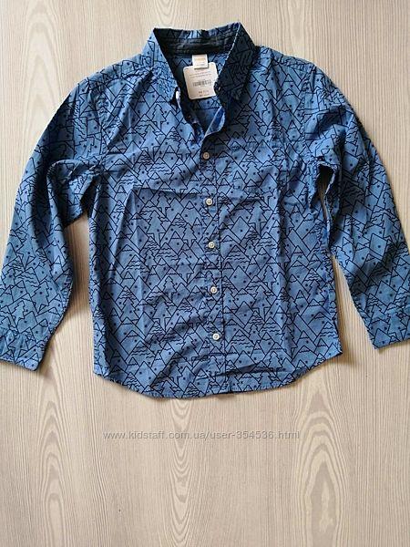 Рубашка Gymboree размер L 10-12 лет