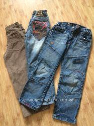 Фирменные джинсы Next, George на 9-10 лет, отличное состояние, Дёшево