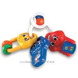 Погремушка Прорезыватель Интерактивные игрушки