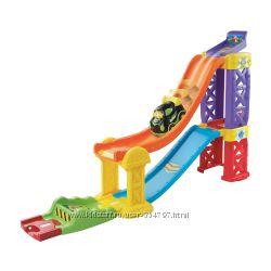 Трек 3 в 1 из серии игрушек Go Go Smart Wheels от компании VTech