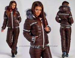 теплый зимний костюм норма и батал