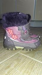Термо ботинки для девочки Венгрия