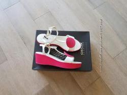 Стильные кожаные босоножки сандалии Geox d nouvelle e, оригинал