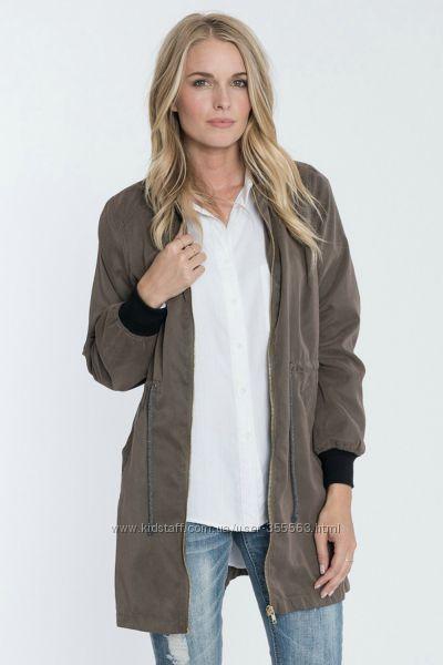 Velvet Heart Danae jacket фирменная ветровка бомбер из США р. XS-S-M