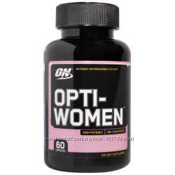 Женские витамины и минералы Optimum Nutrition, Opti-Women, 60 Capsules