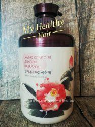 Маска с камелией Daeng gi meo ri Jinyoon Hairpack на разлив 200мл