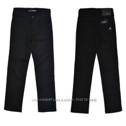 Школьные черные штаны для мальчика