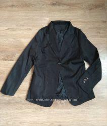 Лёгкий атласный пиджак , S