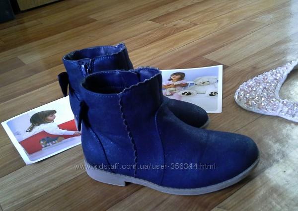 Стильные ботинки, сапожки Primark EUR 28