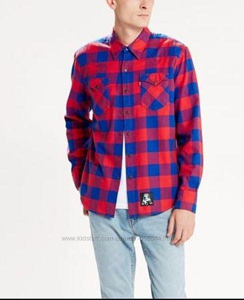 Шикарная рубашка в клеточку miniboden 11-12лет