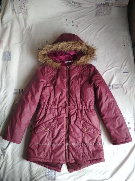 Куртка Marks & Spencer 7-8 лет рост 122