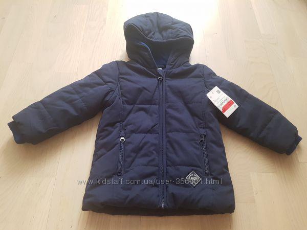 Крутая курточка Baby club C&A рост 86