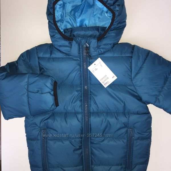 Куртка H&M на 5-6 лет