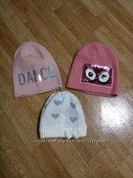разные шапочки из Германии