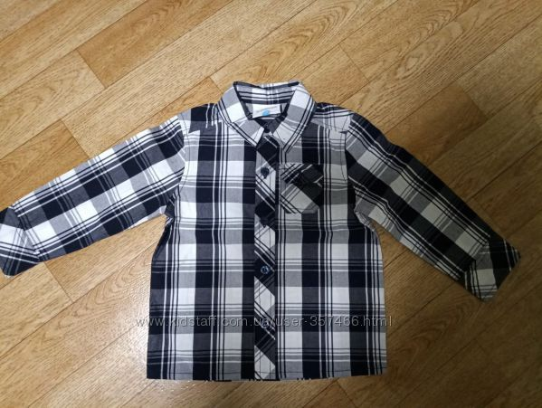 стильная рубашка Topolino