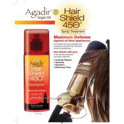 Крем для интенсивной термозащиты волос с аргановым маслом  Agadir, 15мл