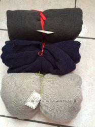 элитный шарф кашемир Франция подарок мужчине