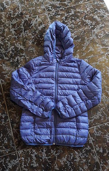 Демисезонная куртка  Benetton 8-9 лет