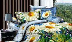 3 Д  Комплекты 1, 5, 2-спальный комплекты постельного белья