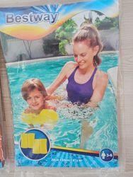 Нарукавники для плавания в бассейне от 3-6лет