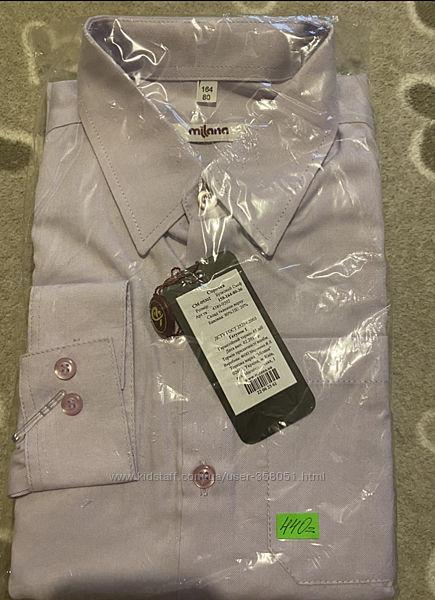 Рубашка на мальчика ТМ Milana