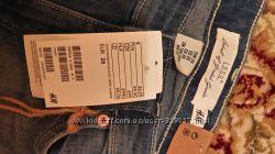 Джинсовые шорты H&M 26 размер