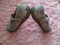Спортивные туфли-тапочки Essensole р. 28