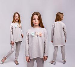 Новинка Комплект, костюм для девочки, рост 128-146. Быстрая отправка.