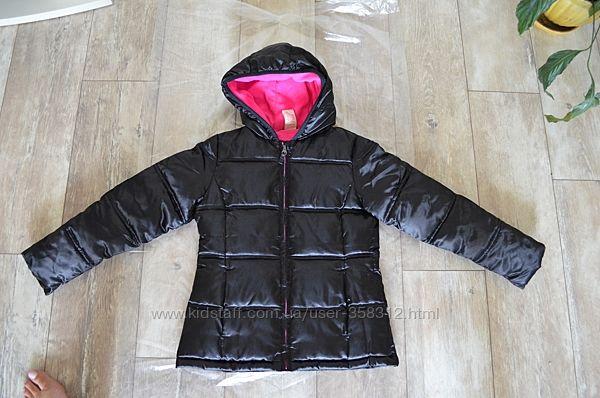 Куртки Америка, девочке, М, 7-9. Сост. новых