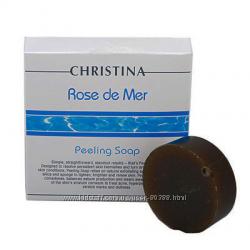 Популярное мыло Rose de Mer от Christina
