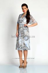 Женские платья белорусских фабрик. Размер 58