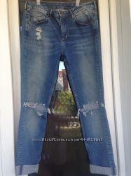 H&M крутые бойфренды размер М-Л