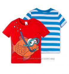 Наборы футболок C&A