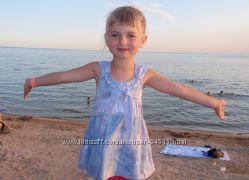 Красивые тунички на лето от WOJCIK и GYMBOREE, 4 года