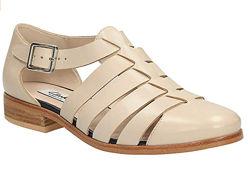 Туфли Clarks размер 7, кожа