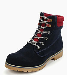 Зимние ботинки-тимберленды, размер 40