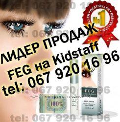 FEG оригинал - сыворотка для роста ресниц - 7000 отзывов