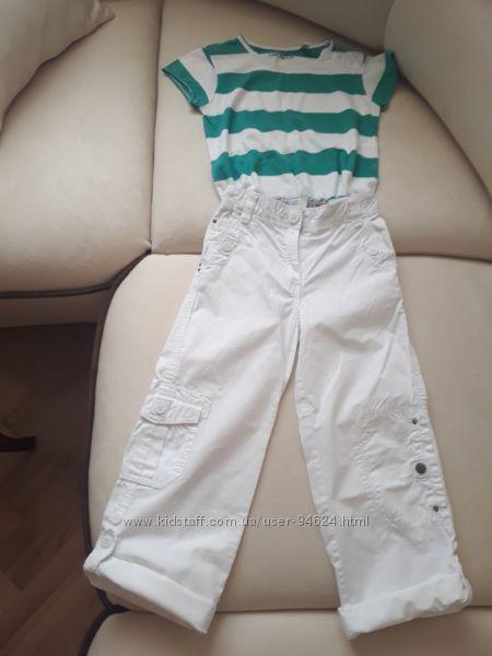 Стильные брюки 2в 1  Okaidi Франция