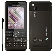 Мобильный телефон Sony Ericsson G 900