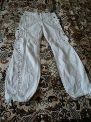 Льняные штаны Abercrombie Fitch