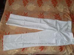 Летние белые брюки для беременных турецкой фирмы TEN CLUB