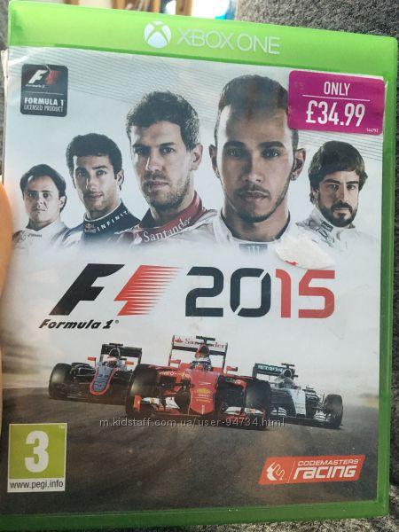 F1 2015 для xbox