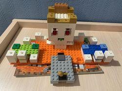 Lego Minecraft 21145