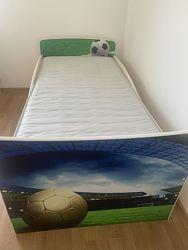 Кровать юного футболиста