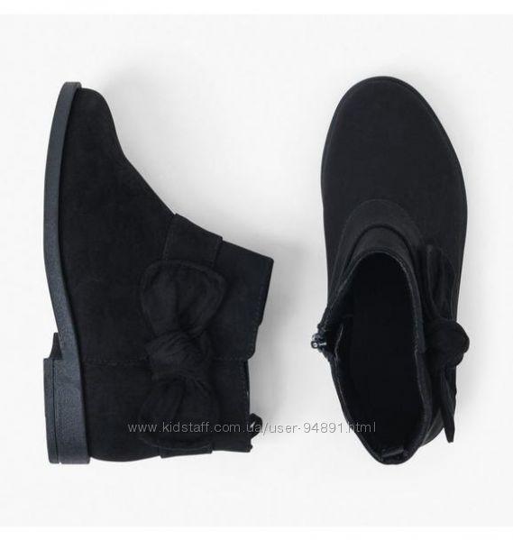 Ботинки осенние Gymboree р. 13US